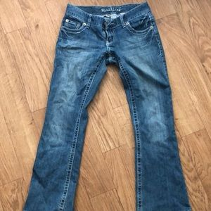 Excellent used maurices jeans